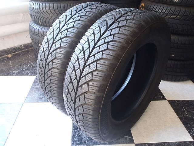 Б/у шины 195/60/R15 Continental ContiWinterContact TS830 195/60/15- объявление о продаже  в Кременчуге