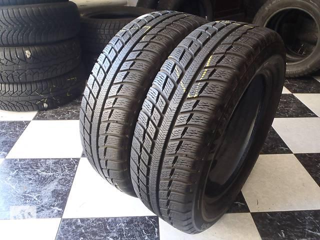 продам Б/у шины 195/60/R15 Michelin Alpin A3 195/60/15 бу в Кременчуге