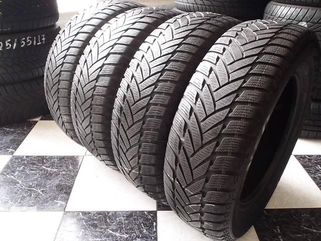 купить бу Б/у шины 195/65/R15 Dunlop Sp Winter Sport M3 195/65/15 в Кременчуге