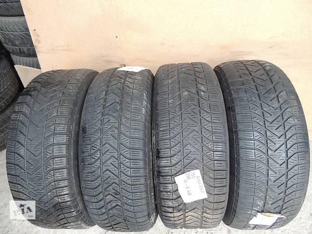 бу Б/у шини  205/55/16 Pirelli Sowcontrol 3 91H протектор 4х5мм зима зимние шини в Львове