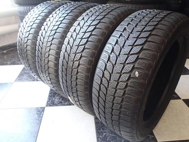 продам Б/у шины 205/55/R16 Brigestone Blizzak LM-25  205/55/16 бу в Кременчуге