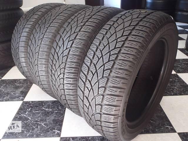 бу Б/у шины 205/55/R16 Dunlop Sp Winter Sport 3D 205/55/16 в Кременчуге