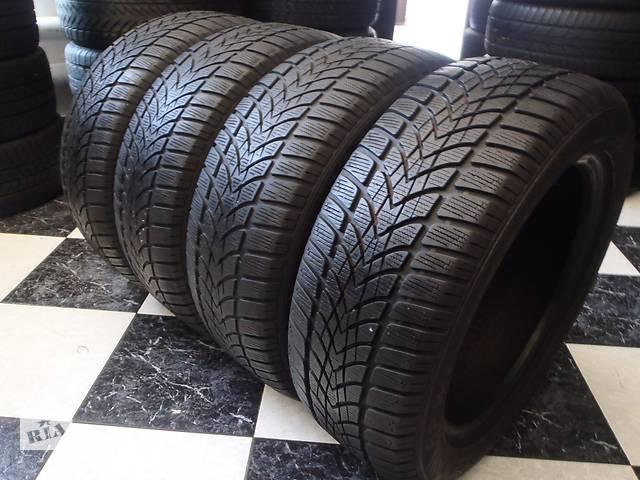 продам Б/у шины 205/55/R16 Dunlop Sp Winter Sport 4D 205/55/16 бу в Кременчуге