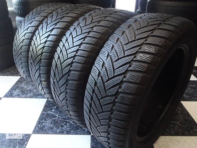 бу Б/у шины 205/55/R16 Dunlop Sp Winter Sport M3 205/55/16 в Кременчуге