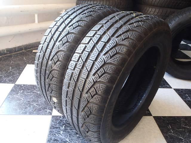 купить бу Б/у шины 205/55/R16 Pirelli SottoZero Winter 210 Serie 2 Ran on Flat 205/55/16 в Кременчуге