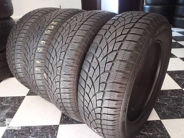 бу Б/у шины 205/60/R16 Dunlop Sp Winter Sport 3D  205/60/16 в Кременчуге