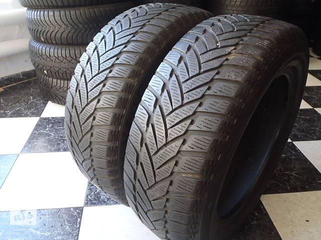 купить бу Б/у шины 205/60/R16 Dunlop Sp Winter Sport M3 205/60/16 в Кременчуге