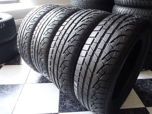 бу Б/у шины 205/60/R16 Pirelli SottoZero Winter 210 Serie 2 Фото 205/60/16 в Кременчуге