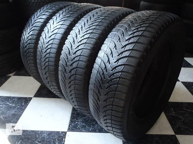 Б/у шины 225/60/R16 Michelin Alpin A4 225/60/16- объявление о продаже  в Кременчуге