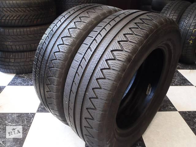 купить бу Б/у шины 225/60/R16 Michelin Pilot Alpin PA3 225/60/16 в Кременчуге