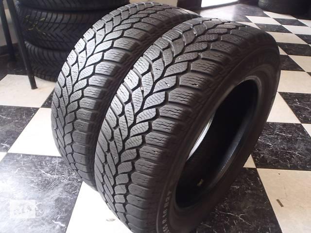 продам Б/у шины 2шт 175/65/R14 Semperit WinterGrip  175/65/14 бу в Кременчуге