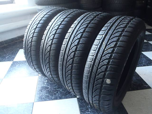 Б/у шины 175/65/R15 Dunlop Sp Winter Response 175/65/15- объявление о продаже  в Кременчуге