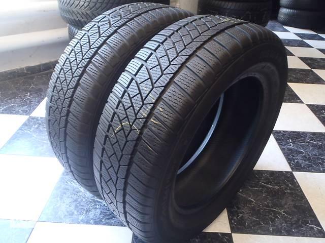 Б/у шины 2шт 205/60/R16 Continental ContiWinterContact TS830p   205/60/16- объявление о продаже  в Кременчуге