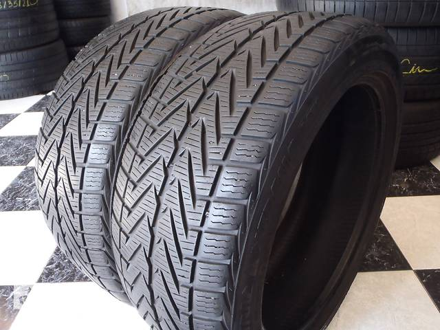 бу Б/у шины 2шт 225/45/R17 Vredestein Wintrac Xtreame Ran on Flat 225/45/17 в Кременчуге