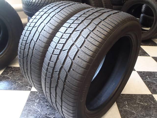 Б/у шины 2шт 235/45/R17 Continental ContiWinterContact TS830P 235/45/R17- объявление о продаже  в Кременчуге