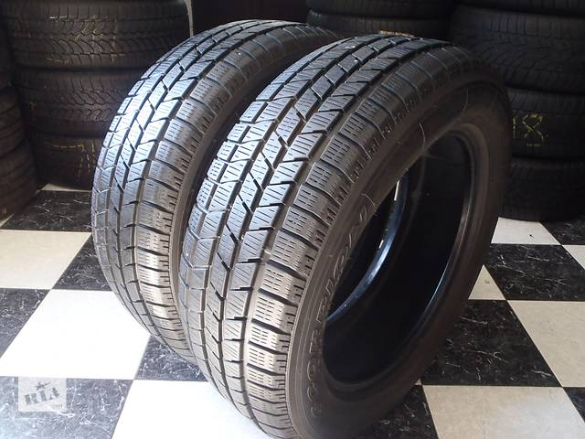 купить бу Б/у шины 2шт 235/60/R18 Pirelli Scorpion Ice&Snow  235/60/18 в Кременчуге