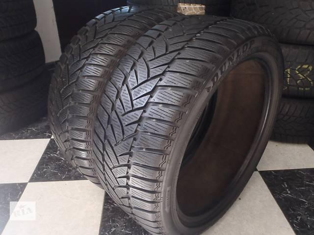 бу Б/у шины 2шт 245/40/R18 Dunlop Sp Winter Sport M3  245/40/18 в Кременчуге