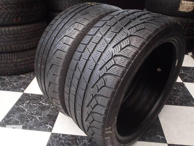 Б/у шины 2шт 245/40/R18 Pirelli SottoZero Winter 210 Serie 2  245/40/18- объявление о продаже  в Кременчуге