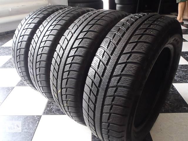 продам Б/у шины 4шт 185/65/R15 Michelin Alpin A3  185/65/15 бу в Кременчуге