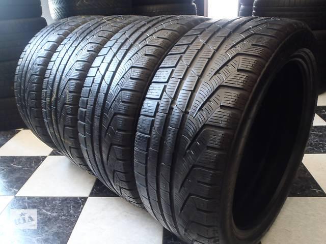 Б/у шины 4шт 255/40/R19 Pirelli SottoZero Winter 240 Seria 2   255/40/19- объявление о продаже  в Кременчуге