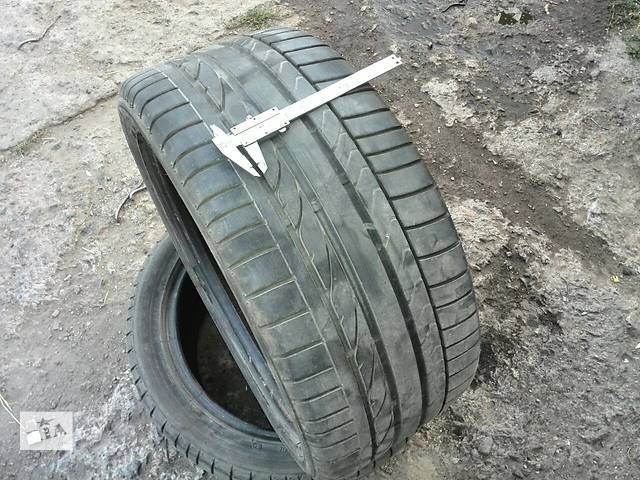 продам Б/у шины Bridgestone Potenza R17 245/40 91W для легкового авто бу в Николаеве