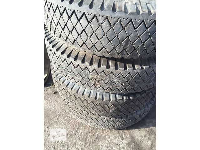 купить бу Б/у шины для грузовика КамАЗ 10.00 (R20) 280x508 резина 6шт. в Днепре (Днепропетровск)