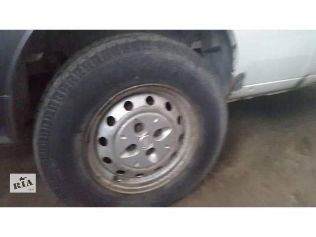 бу Б/у шины для легкового авто Fiat Doblo в Луцке