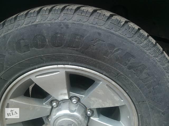 бу Б/у шины для легкового авто Mitsubishi Pajero Sport в Крыжополе