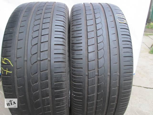 бу Б/у шины для легкового авто R17 235/45 Pirelli в Львове
