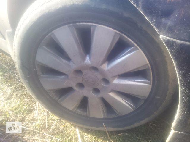 купить бу Б/у Шины Opel Vectra C 2002 - 2009 1.6 1.8 1.9 d 2.0 2.0 d 2.2 2.2 d 3.2 идеал!!! гарантия!!! в Львове