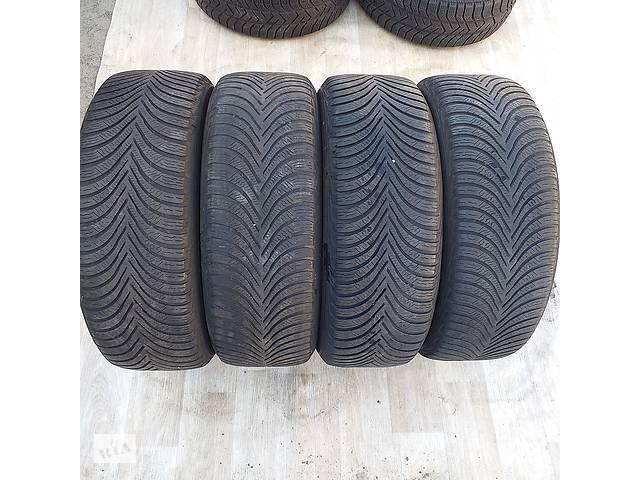 бу Б/у Шини зимові 205/55/16 Michelin Alpin A5 4x5mm покрышки Titan4uk в Львове
