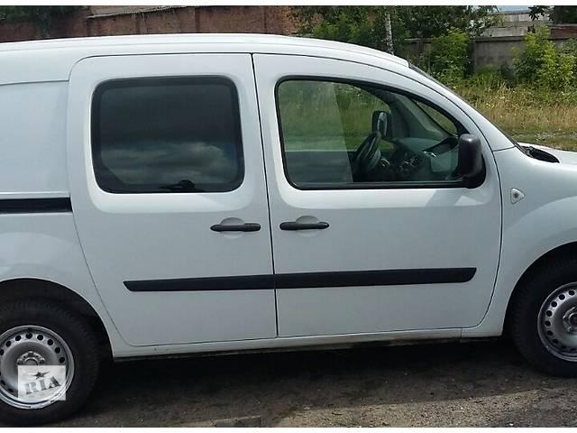 купить бу Б/у Скло Стекло двери Renault Kangoo Кенго 1,5 DCI К9К B802, N764 2008-2012 в Рожище