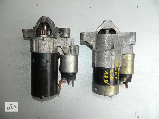 купить бу Б/у стартер/бендикс/щетки для легкового авто Peugeot 406 1.8,2.0,2.2 1999-2004г. в Киеве