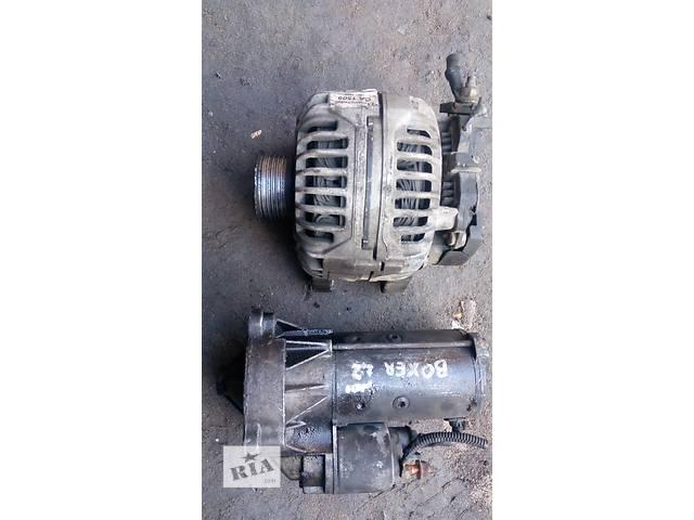 продам Б/у стартер/бендикс/щетки для легкового авто Peugeot Boxer 2,2HDI бу в Луцке