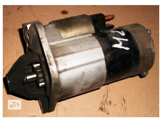 купить бу Б/у Стартер Генератор Замок зажигания Renault Kangoo Кенго 1,5 DCI К9К B802, N764 2008-2012 в Рожище