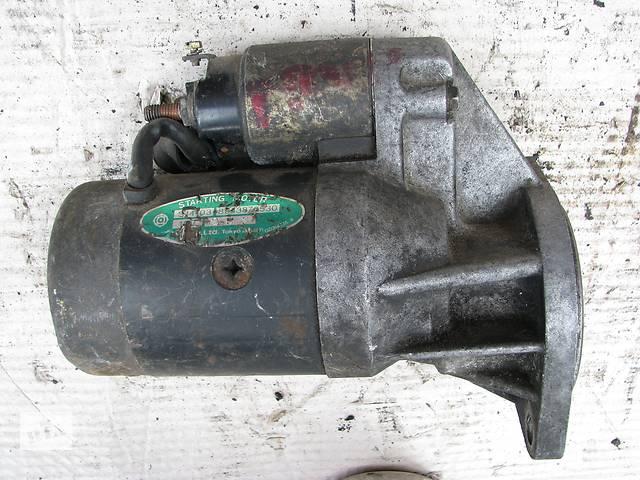 продам Б/у стартер Isuzu Trooper 2.8TD, ISUZU 8943876530, HITACHI S14-03 бу в Броварах