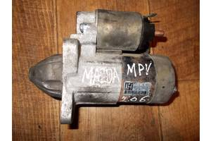 б/у Стартеры/бендиксы/щетки Mazda MPV