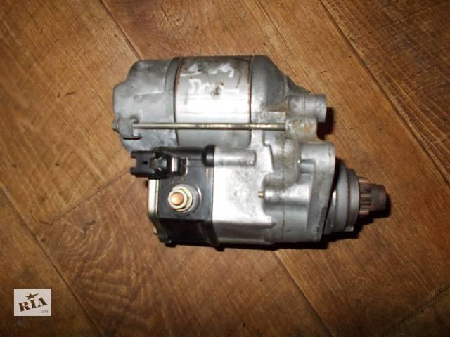 купить бу Б/у Стартер Toyota Celsior 4.3 бензин 1.4 кВт № 28100-50080 228000-7770 2000-2006 в Стрые