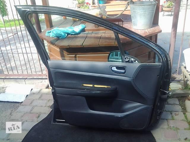 бу Б/у стекло двери для хэтчбека Peugeot 307 в Ковеле
