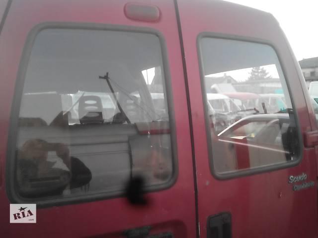 купить бу Б/у стекло двери для легкового авто Citroen Jumpy в Радивилове