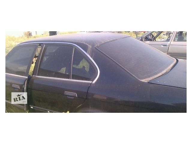 Б/у стекло двери переднее правое для седана BMW 525 Е34 1993г- объявление о продаже  в Николаеве