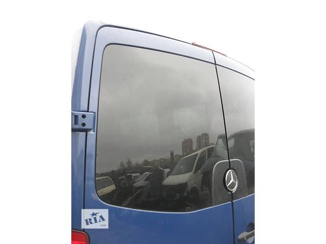 Б/у стекло двери Mercedes Sprinter 2006-.- объявление о продаже  в Ровно
