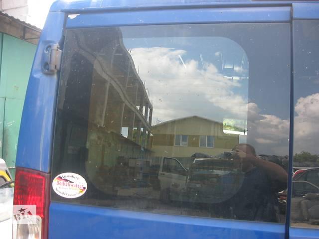 Б/у стекло двери Peugeot Boxer 2006-- объявление о продаже  в Ровно