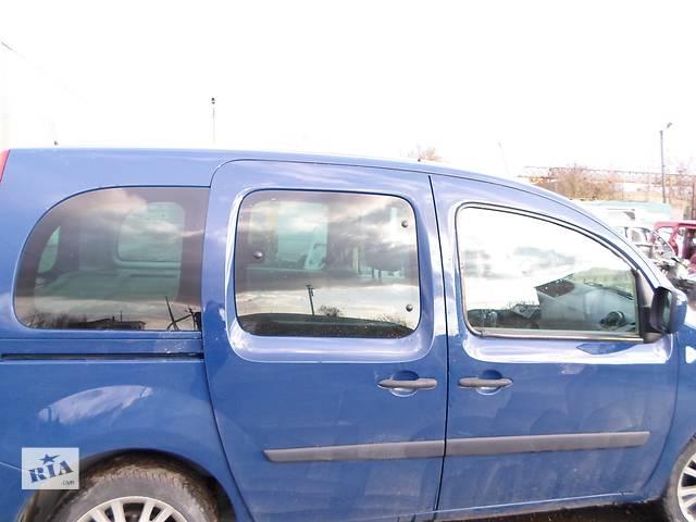купить бу Б/у Стекло Скло в кузов Renault Kangoo Рено Кенго Канго 2 1,5 DCI в Рожище