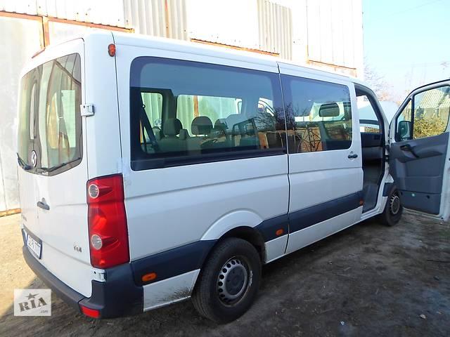 бу Б/у Стекло задних дверей Фольксваген Крафтер Volkswagen Crafter 2006-2011 в Луцке