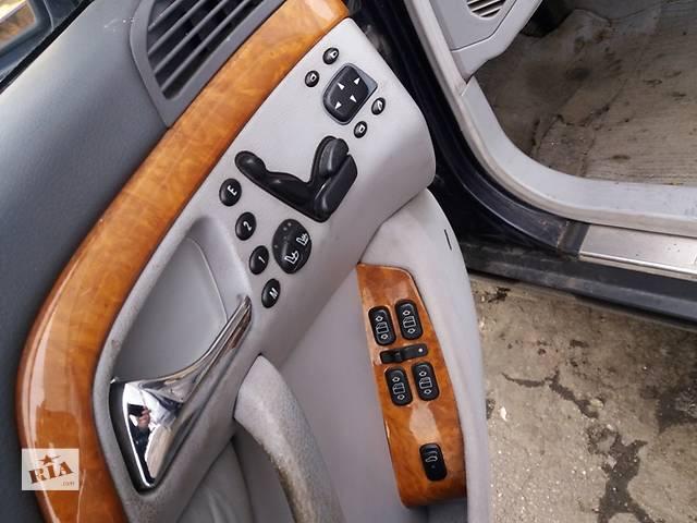 продам Б/у стеклоподъемник для легкового авто Mercedes S-Class бу в Луцке