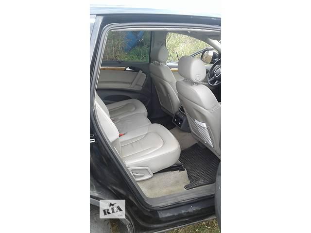 купить бу Б/у сиденье для легкового авто Audi Q7 в Львове