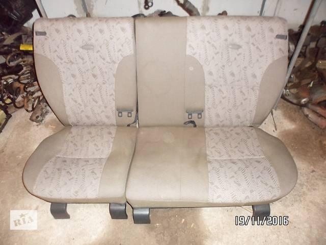 """продам Б/у сиденье заднее для легкового авто ВАЗ 1117и""""КАЛИНА"""" бу в Умани"""