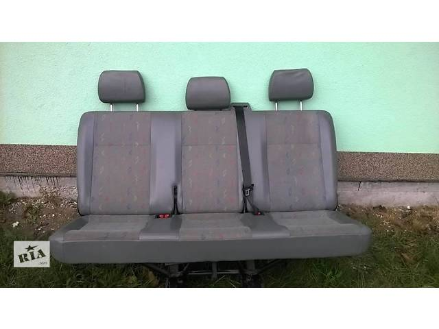 продам Б/у сиденье для легкового авто Volkswagen T5 (Transporter) бу в Львове