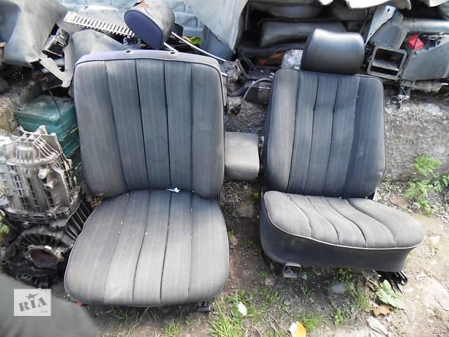 бу Б/у сиденье для седана Mercedes 124 в Дубно (Ровенской обл.)